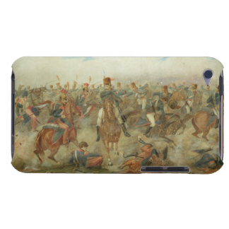 The Battle of Waterloo, June 18th 1815 (w/c on pap iPod Touch Case-Mate Case