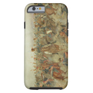 The Battle of Waterloo, June 18th 1815 (w/c on pap Tough iPhone 6 Case