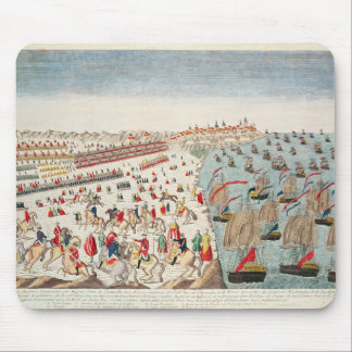 The Battle of Yorktown, 19th October 1781 Mouse Mat