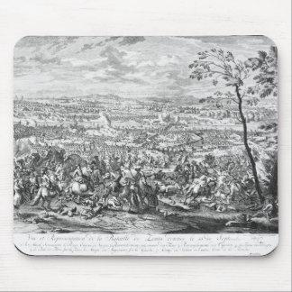 The Battle of Zenta, 1697 Mouse Mat