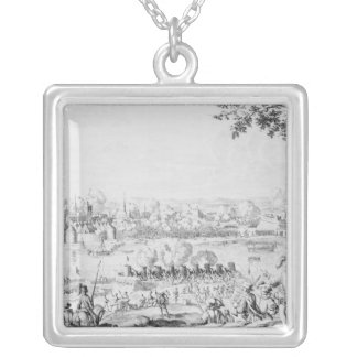 The Battle of Zutphen, 22nd September 1586 Silver Plated Necklace
