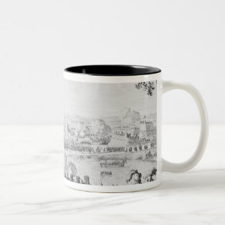 The Battle of Zutphen, 22nd September 1586 Two-Tone Coffee Mug