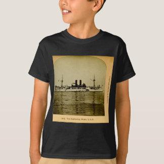 The Battleship Maine Vintage Stereoview Shirts