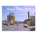 The Baxter Hotel Bozeman Montana 1964 Postcard