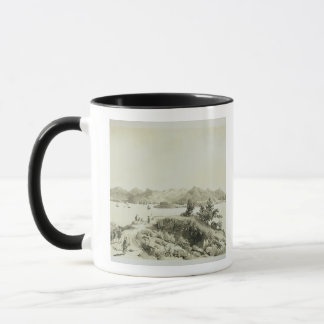 The Bay and Island of Hong Kong, plate 4 from 'Ske Mug