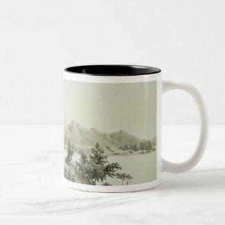 The Bay and Island of Hong Kong, plate 4 from 'Ske Two-Tone Coffee Mug