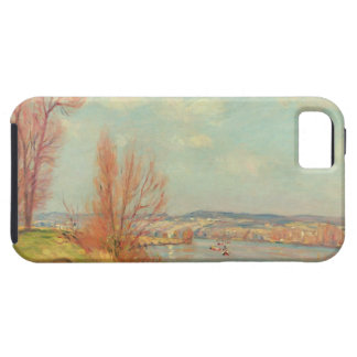 The Bay and the River, 1901 (oil on canvas) iPhone 5 Case