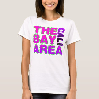 The Bay Area Halftoned T-Shirt