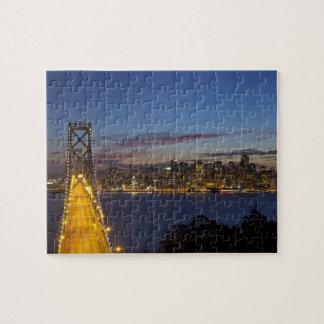 The Bay Bridge from Treasure Island 2 Puzzle