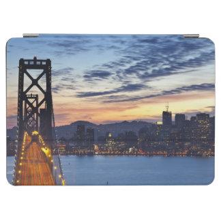 The Bay Bridge from Treasure Island iPad Air Cover