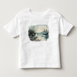 The Bay of Annapolis, c.1880 Toddler T-Shirt