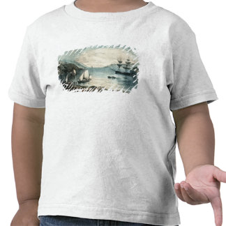 The Bay of Annapolis, c.1880 Shirt