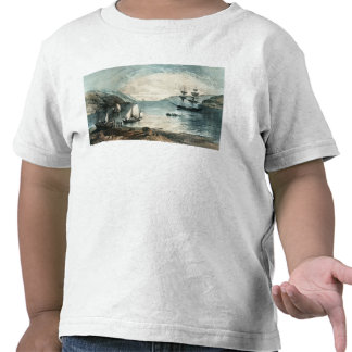 The Bay of Annapolis, c.1880 T-shirts