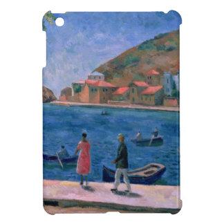 The Bay of Balaklava, 1927 iPad Mini Cover