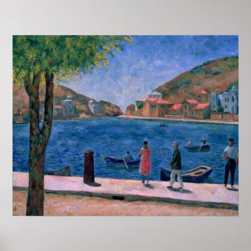 The Bay of Balaklava, 1927 Poster