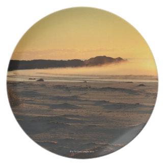 The Bay of Fires on Tasmania's East Coast 2 Plate