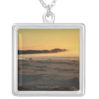 The Bay of Fires on Tasmania's East Coast 2 Silver Plated Necklace