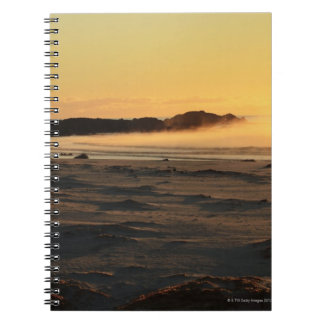 The Bay of Fires on Tasmania's East Coast 2 Spiral Notebook