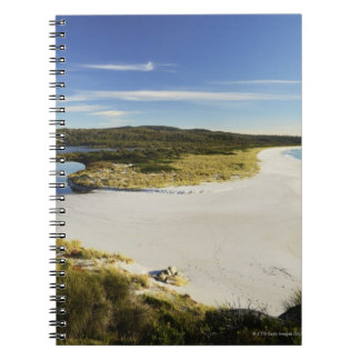 The Bay of Fires on Tasmania's East Coast Notebook