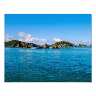 The Bay of Islands, New Zealand - Photo Print