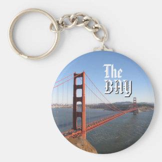 The Bay, San Francisco, Golden Gate, Keychain