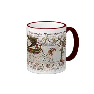 The Bayeux Tapestry-11th Century-34 Ringer Mug