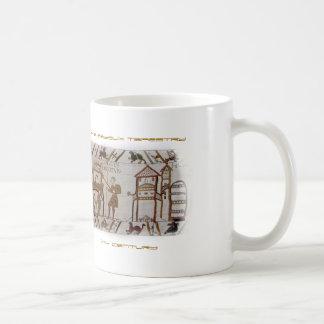 The Bayeux Tapestry-11th Century-47 Basic White Mug