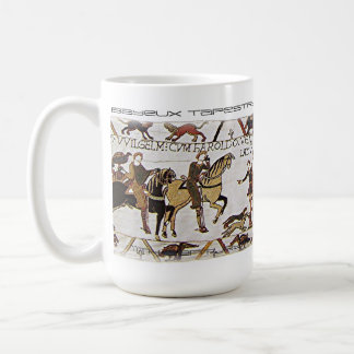 The Bayeux Tapestry-11th Century Coffee Mug