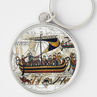 The Bayeux Tapestry-11th Century Key Ring