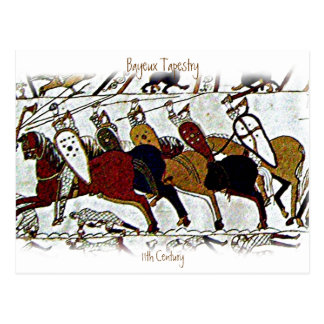 The Bayeux Tapestry a1 Postcard