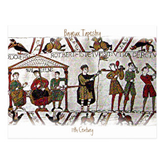The Bayeux Tapestry a3 Postcard