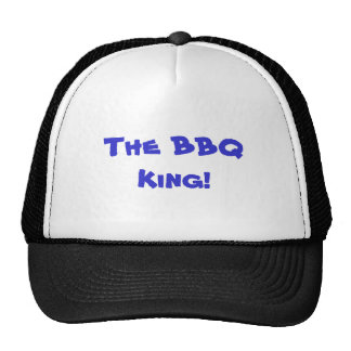 The BBQ King Hats