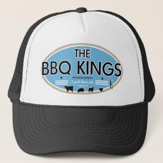 The bbq kings trucker hat