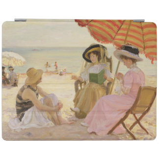 The Beach, 1929 iPad Cover