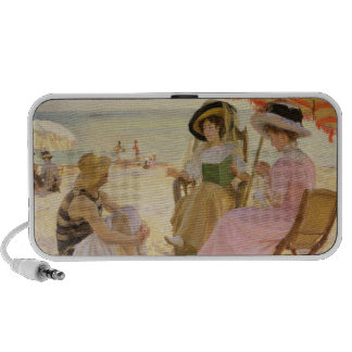 The Beach, 1929 Portable Speakers