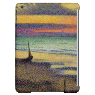 The Beach at Heist, 1891-92 Cover For iPad Air