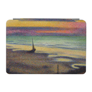 The Beach at Heist, 1891-92 iPad Mini Cover