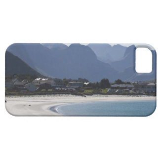 The beach at Ramberg is famous for its white 2 iPhone 5 Cover