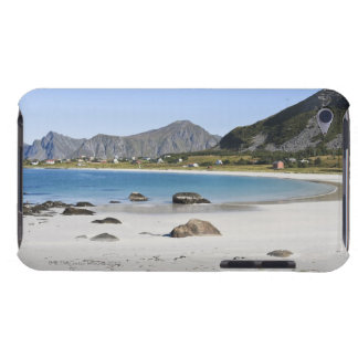 The beach at Ramberg is famous for its white Case-Mate iPod Touch Case