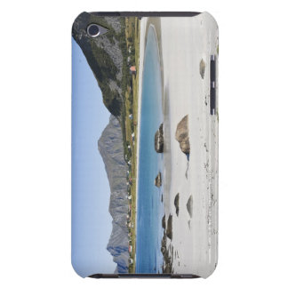 The beach at Ramberg is famous for its white iPod Touch Case
