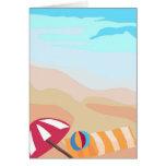 The Beach Card
