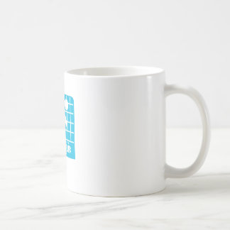 THE BEACH CLUB CLEVELAND COFFEE MUG
