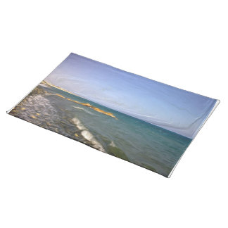 The Beach Consept Placemat