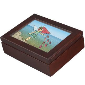 The Beach Fairy Keepsake Box