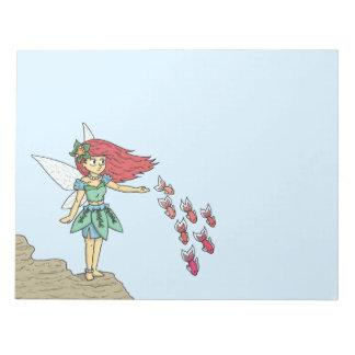 The Beach Fairy Notepad