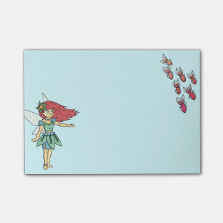 The Beach Fairy Post-it Notes
