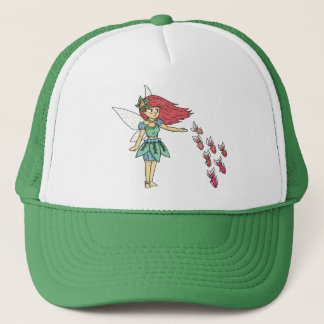 The Beach Fairy Trucker Hat