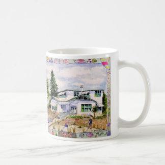 The Beach House Coffee Mug