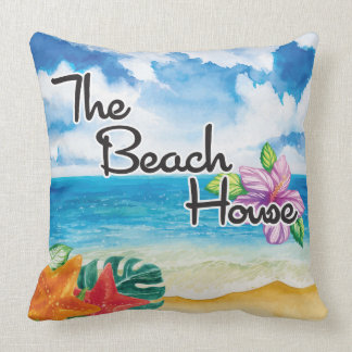 The Beach House Cushion