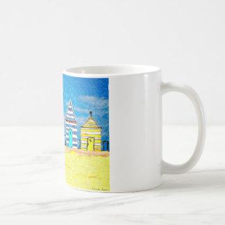 The Beach Huts Coffee Mug